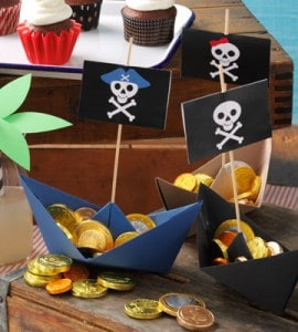 Paper-Treat-Boats