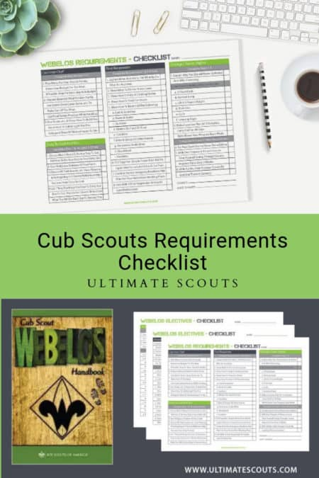 graphic about Cub Scout Printable identify Webelos Cub Scout Monitoring Worksheet Best Scouts